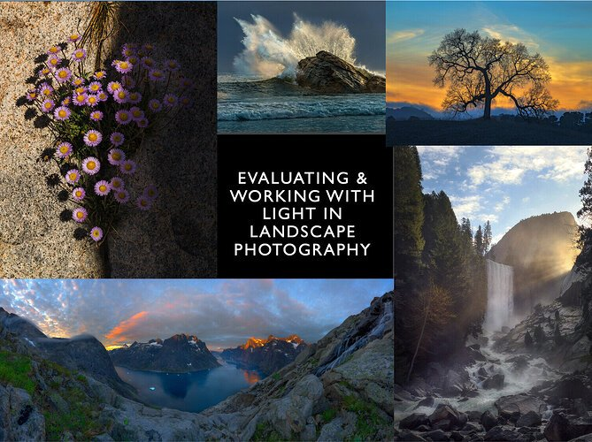 Evaluating & Working with Light Webpage Cover